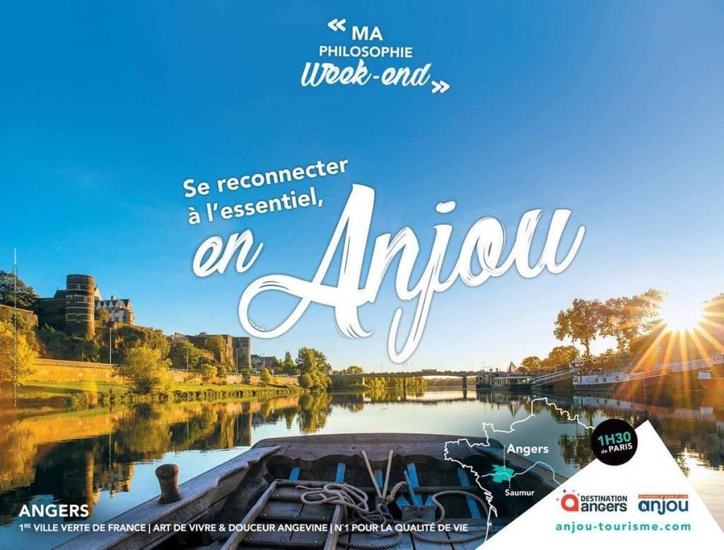 Tourisme : se reconnecter à l'essentiel en Anjou